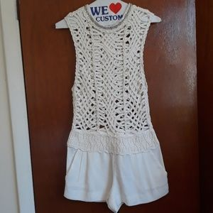 Sass and bide romper size 2